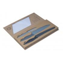 Noževi sa non-stick premazom set 3/1 Texell TNT-S174