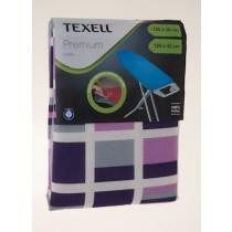 Navlaka za dasku za peglanje Texell PREMIUM C42F3  sa penastim uloškom